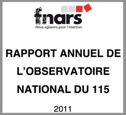 Rapport  2011 Observatoire 115